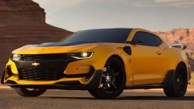Bumblebee Back As New Camaro In Transformers The Last