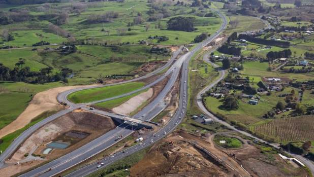 Waikato's transport corridor to Auckland is a priority for the Labour-led government.