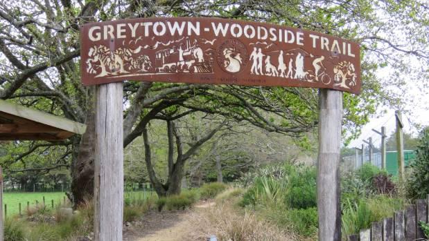 Cycle the 10km (return trip) Greytown-Woodside Trail.