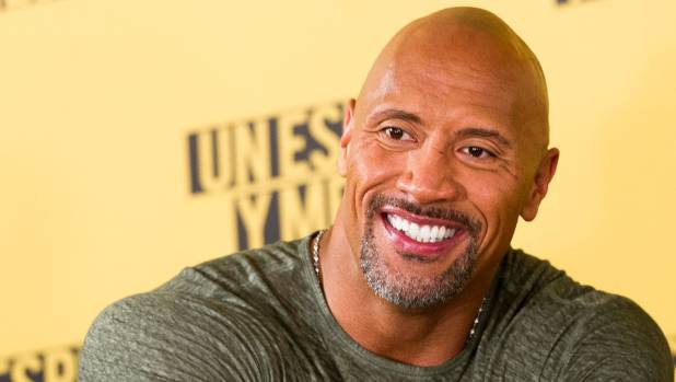 "Dwayne ""The Rock"" Johnson is going sci-fi in his next big venture."