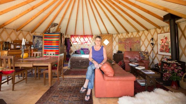 Yurt Home On The Market For 21k But You Need Your Own Land