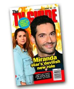 TV Guide is in stores every Thursday