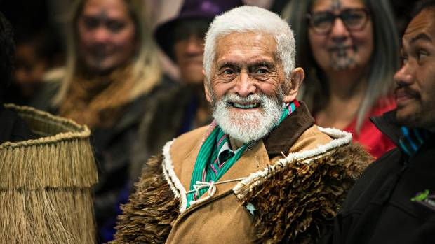 The achievements of Dr Huirangi Waikerepuru were celebrated at the annual Maori Language Awards on Friday.