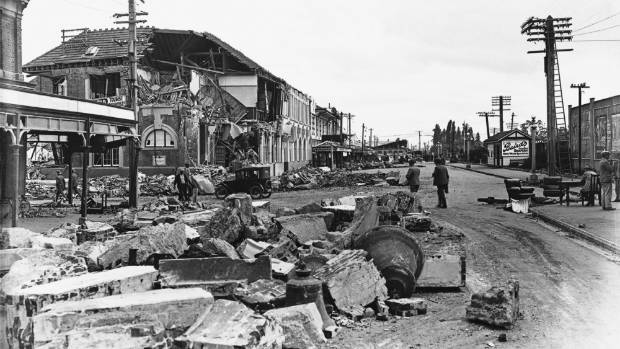 The 1931 Hawke's Bay earthquake remains New Zealand's deadliest natural disaster.