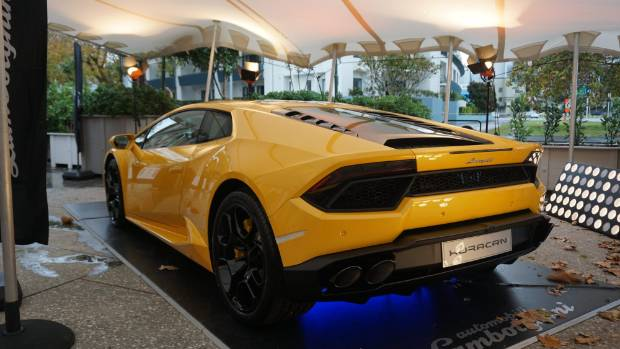 Rear Drive Huracan Is The New Slide Ruler For Kiwi Lamborghini Lineup |  Stuff.co.nz