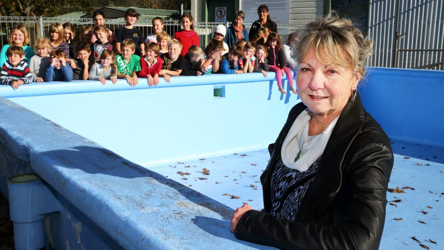 Linkwater school in marlborough desperate to keep learn to swim programme afloat for Marlborough college swimming pool