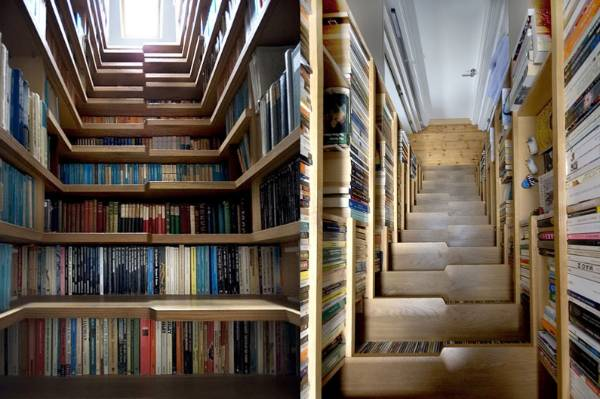 Stairway To Heaven The Perfect Space Store Your Books And Grab One On