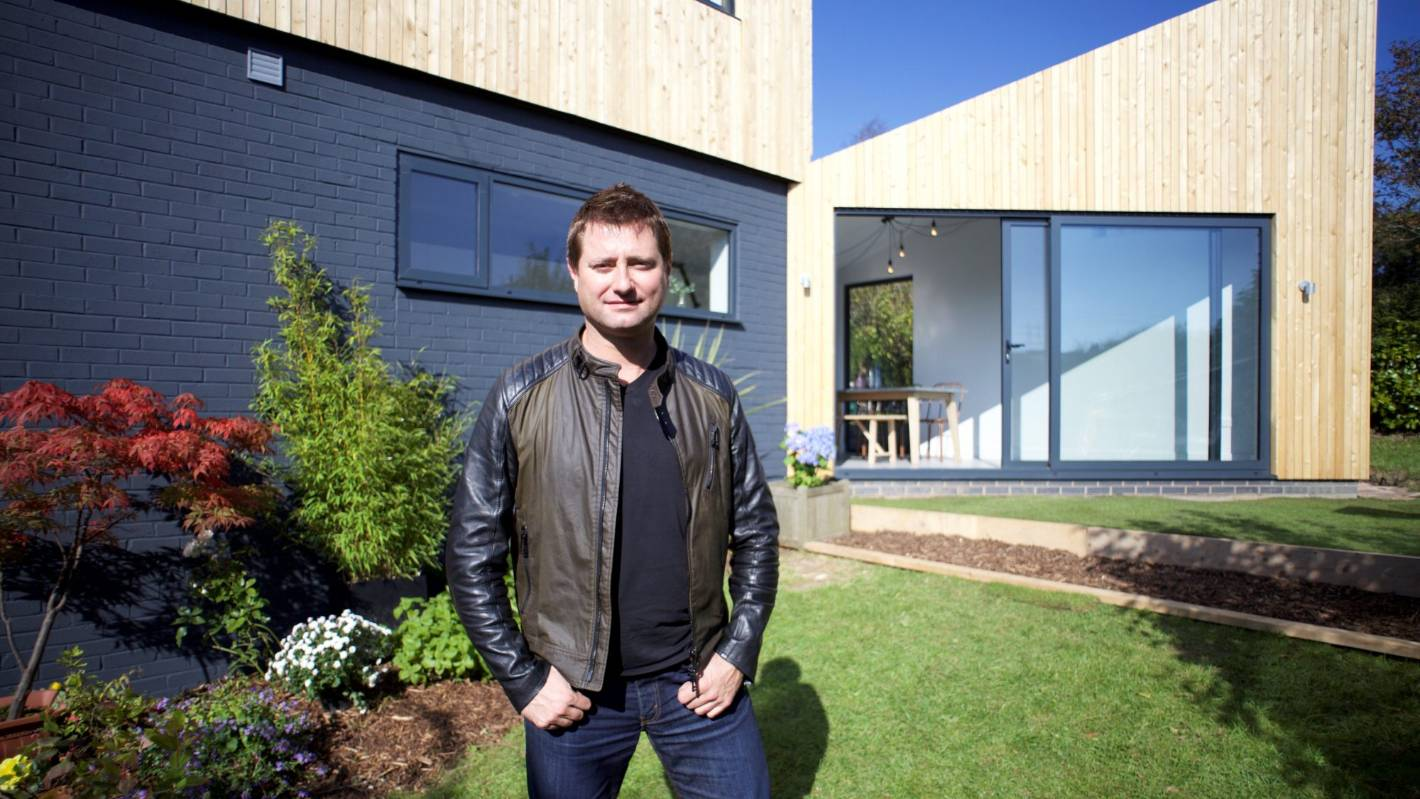 Ugly house to lovely house: George Clarke shows how it's ... - photo#44
