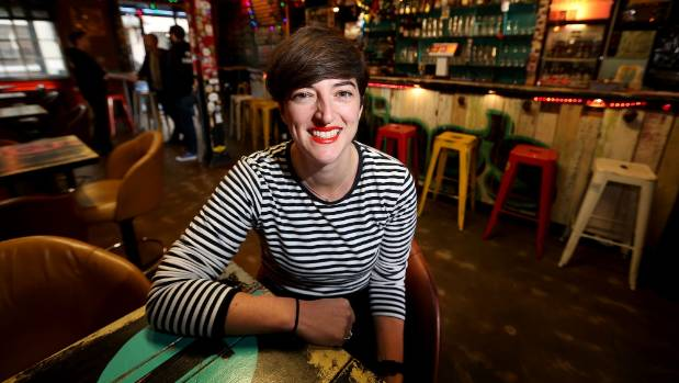 Beervana manager Beth Brash says the festival is about showing people how fun beer can be.