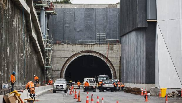 Auckland S Waterview Connection On Schedule To Open In