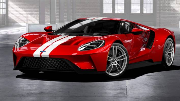 The New Ford Gt Is Pretty Nice But It Doesn T Make Our List Of