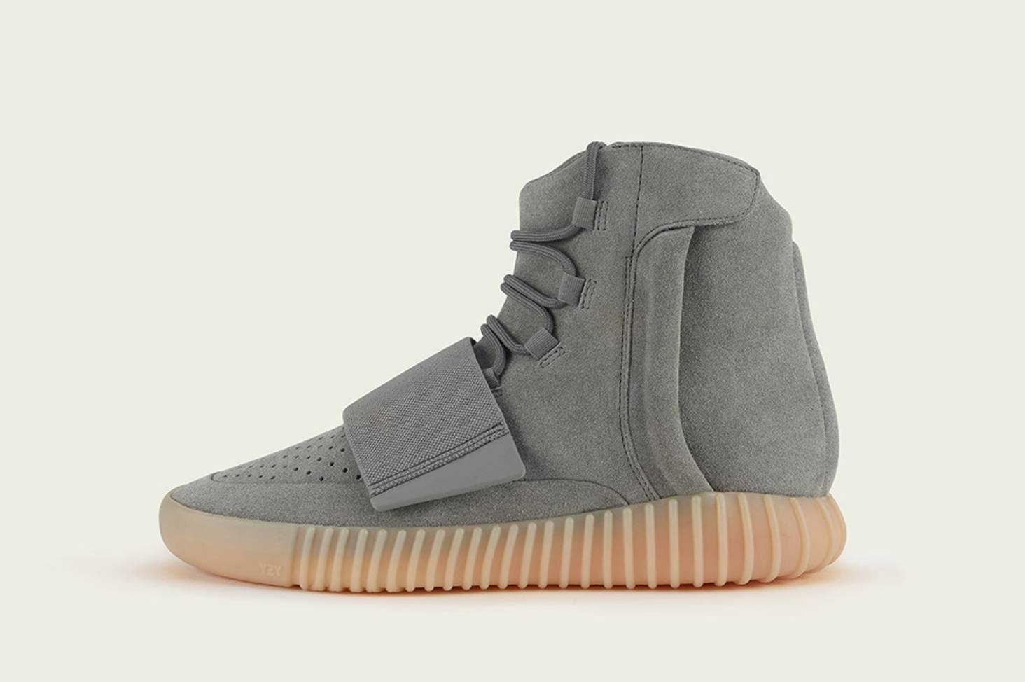 27e3e0689 Kanye West s new Yeezy sneakers fly out the door