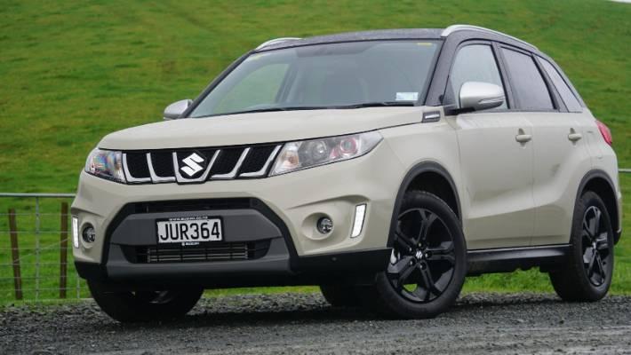 Suzuki Vitara turbo takes Swift spirit and runs with it