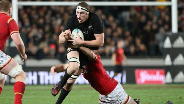 Brodie Retallick is the total locking package.