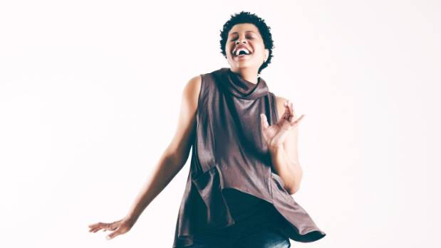 """Lisa Fischer showed why she """"could sing the phonebook"""" during Sunday night's concert in Wellington."""