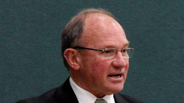 Rangitikei MP Ian McKelvie looking forward to election campaign