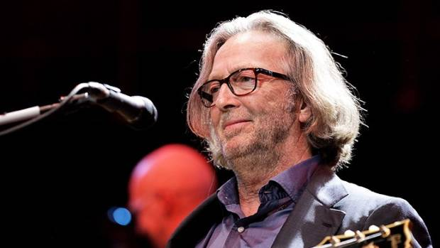 Eric Clapton sued by musician's estate over iconic song | Stuff.co.nz