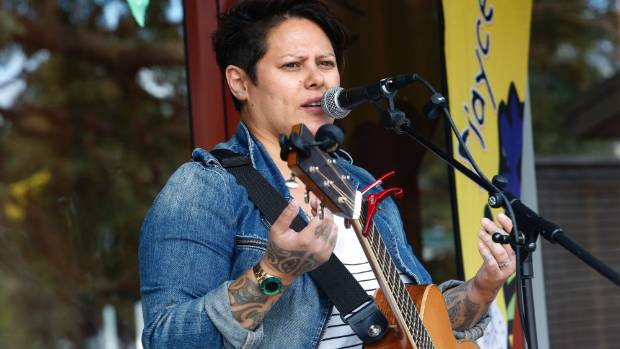 "Although she's best known for her music, Anika Moa is also known for her ""irreverent humour""."