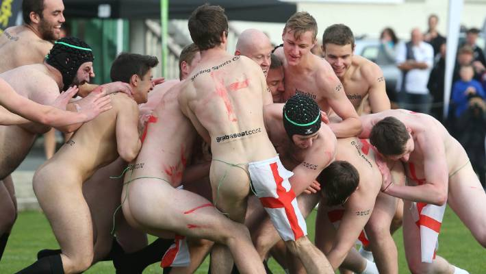 Naked rugby male dancers — img 14