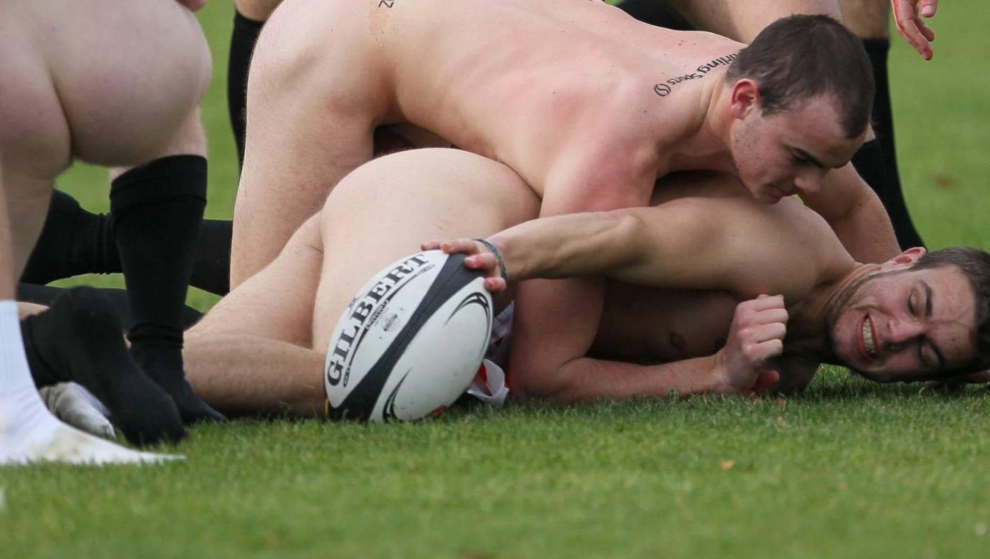 Rugby Player Is Also Gay Porn Star Colby Jansen