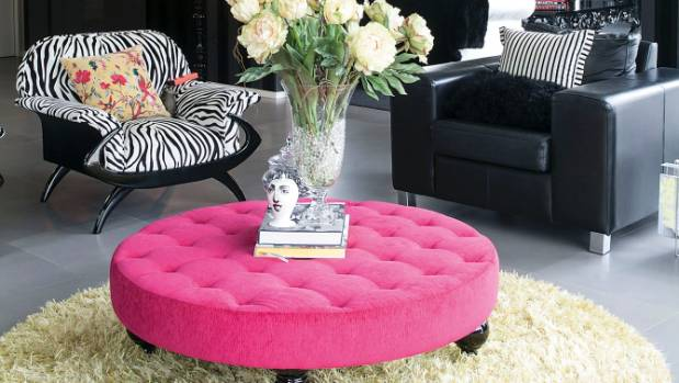 Ottomans: The ultimate multi-purpose piece of furniture | Stuff.co.nz