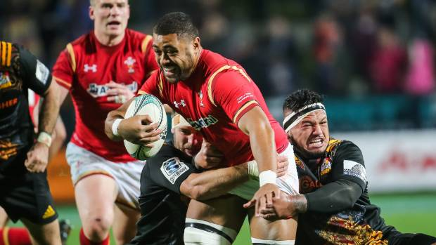Kiwi official 'got it wrong' in Wales match