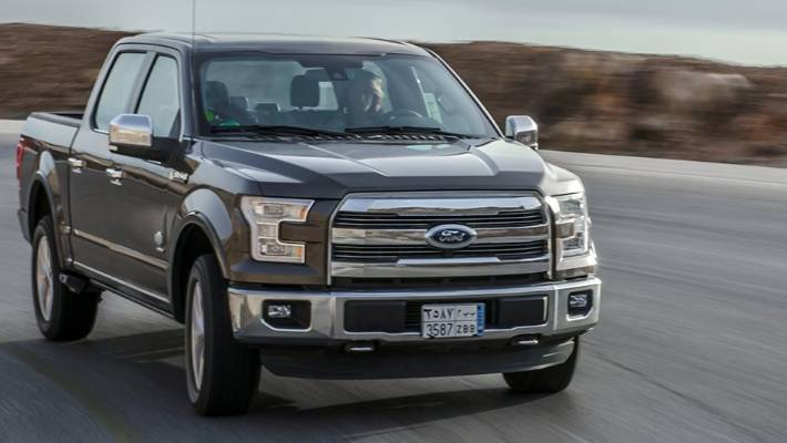 Why American Utes Like The Ford F 150 Arent Rubbish Any More