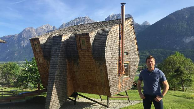 George Clarke finds Amazing Spaces in New Zealand   Stuff.co.nz