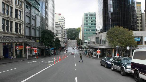 The changing face of Auckland: before and after pics of the CBD's transformation