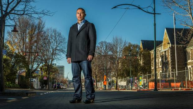 Ivan Iafeta has announced the first steps to deciding what will happen with red zones along the Avon River corridor.