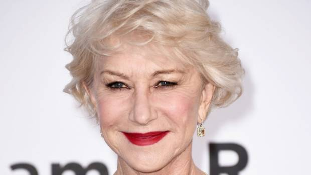 Helen Mirren admits L'Oreal moisturiser doesn't do anything