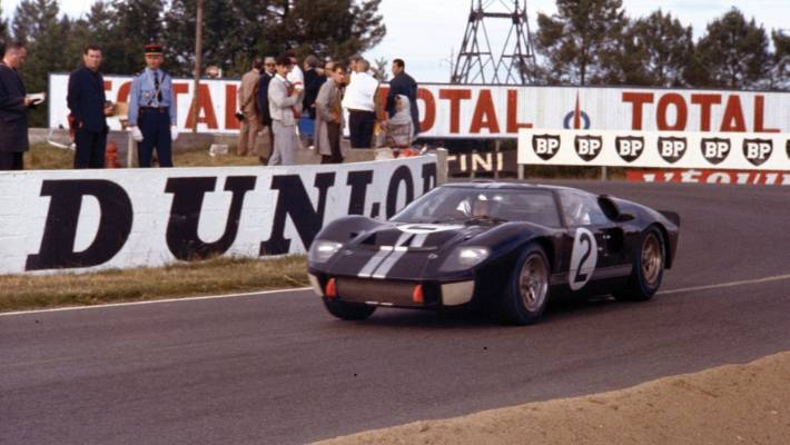 Remembering Le Mans 1966 And The Ford Gt40 With Chris Amon Stuff
