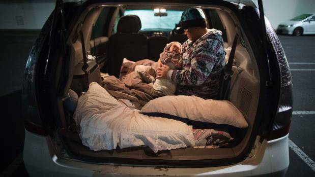More Than 1000 Sleep In Cars To Highlight Homelessness In