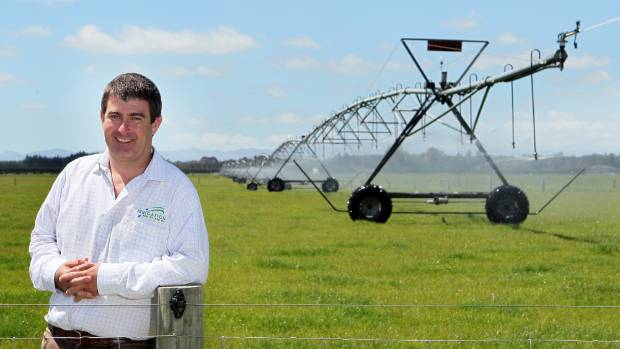Irrigation NZ chief executive Andrew Curtis says the project is an example of where irrigation schemes can use stored or ...
