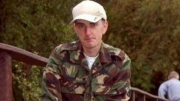 Thomas Mair was arrested shortly after Jo Cox was shot.