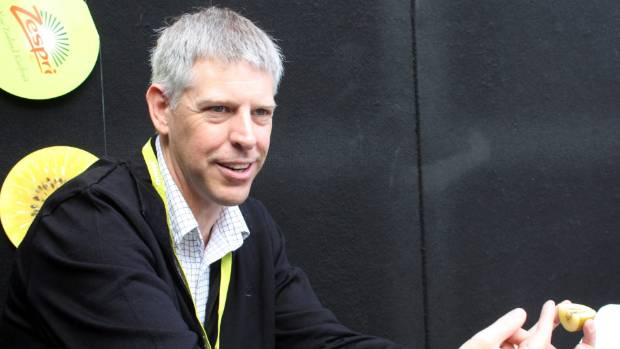Zespri chief executive Lain Jager says the outlook is extremely positive for the kiwifruit company thanks to improved ...