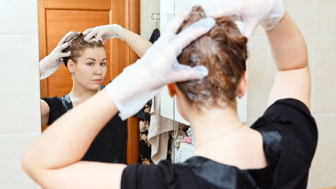 Tips For Colouring Your Hair At Home Stuff