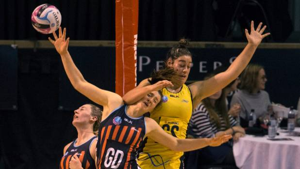maia wilson netball 2017