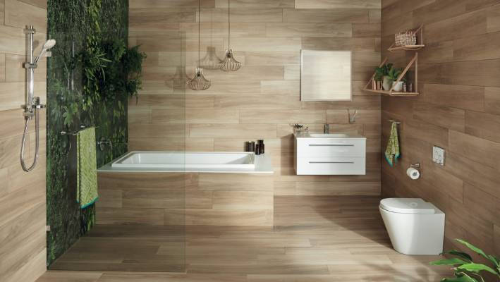 10 key bathroom trends in 2016: It's all about the feel ...