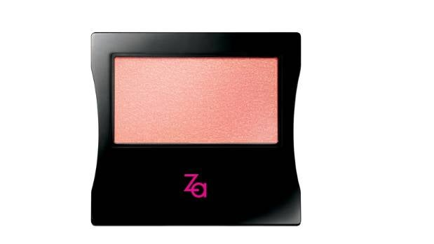 Za Cheeky Groovy Blush in Glowing Pink, $20.