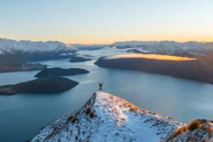 """Roys Peak is one of NZ's marquee spots but it has """"at least a limited capacity to absorb change"""", planning commissioner ..."""