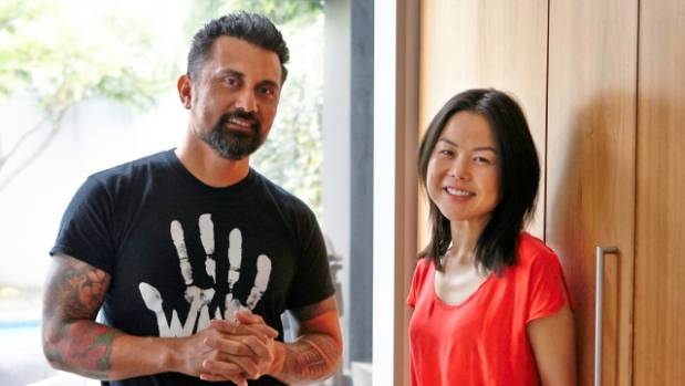 New Zealand chef Michael Meredith has teamed up with Lisa King to help feed hungry kids with new start-up Eat My Lunch.