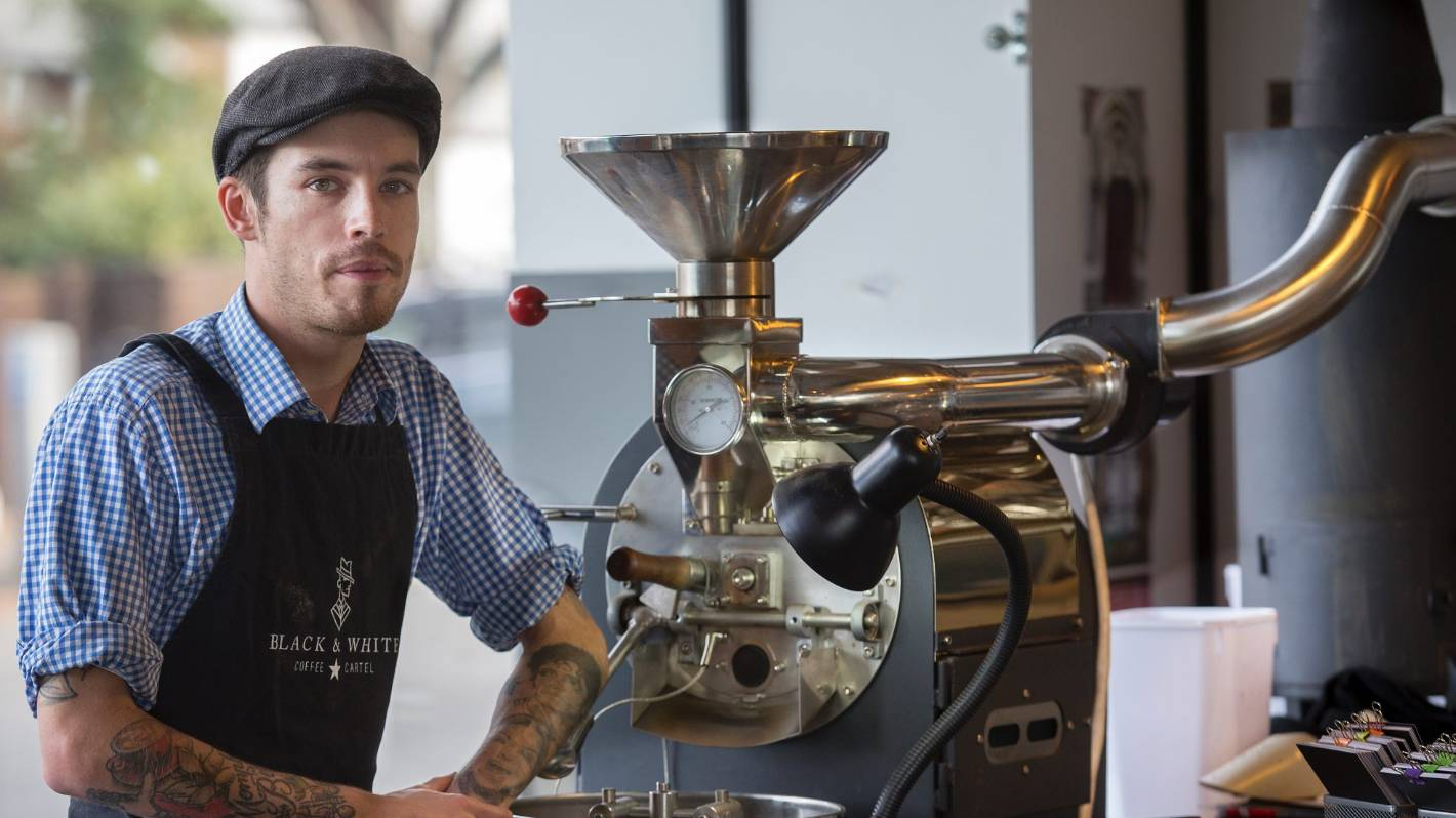 Micro Roasting In House Will Help Cafes Avoid Inflated Prices Of Beans Stuff Co Nz