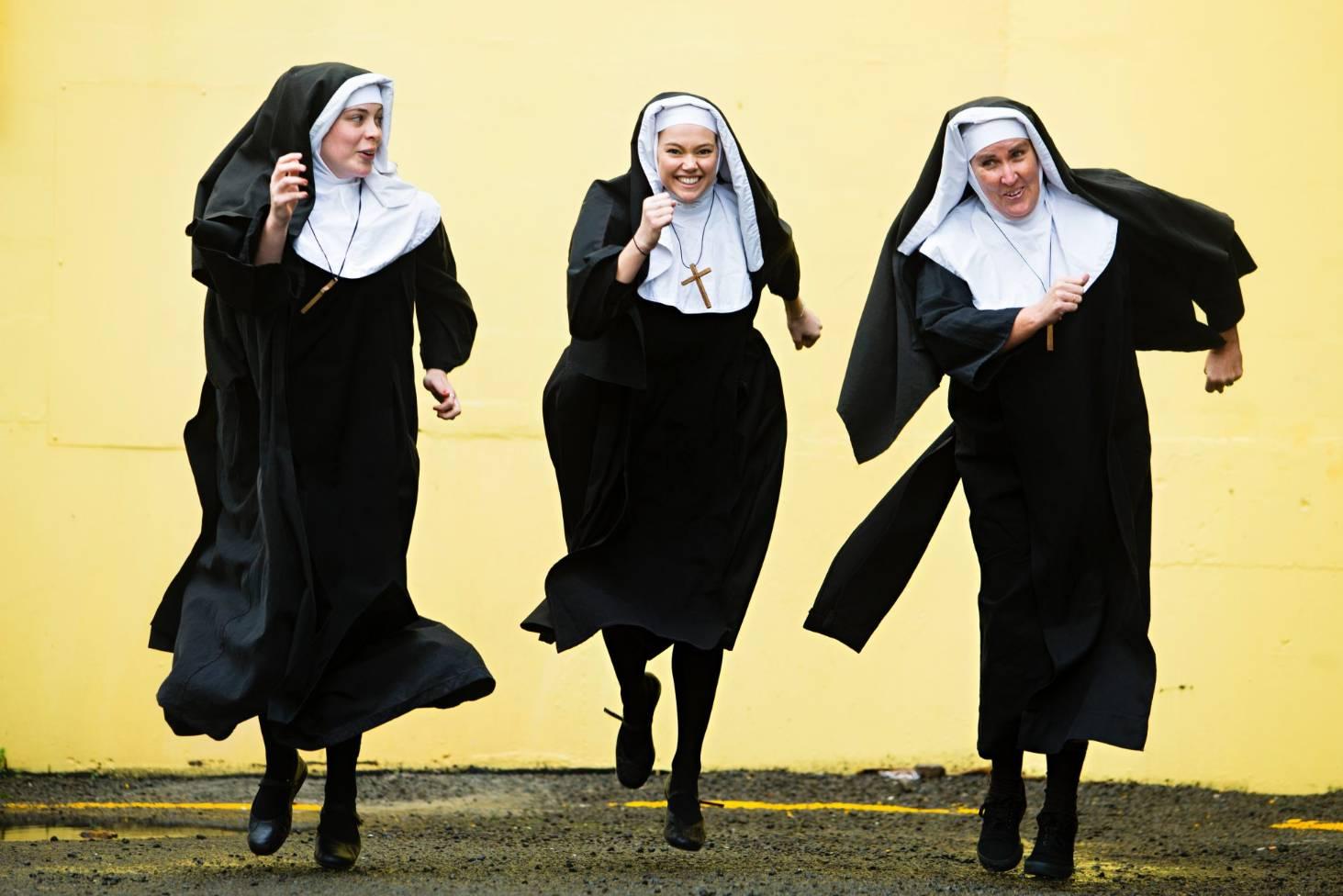 Running Nuns!