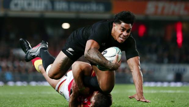 Malakai Fekitoa is said to be back near his best form. Photo: PHOTOSPORT.