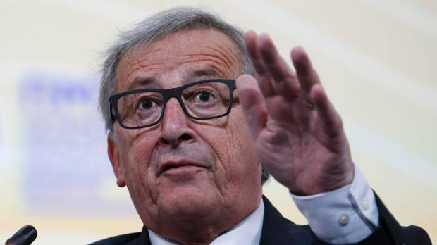 """European Commission President Jean-Claude Juncker: """"The British policy makers and British voters have to know that there ..."""