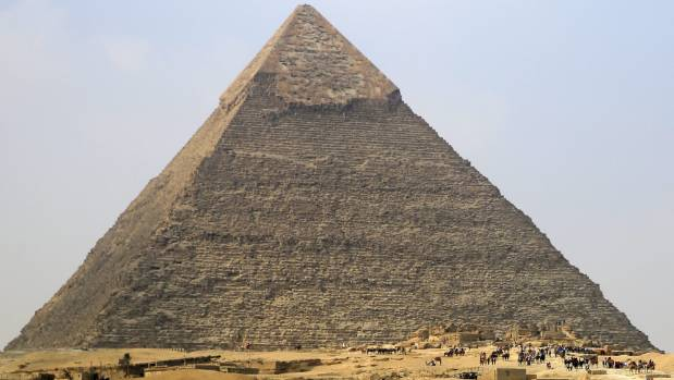 there s something off about egypt s oldest and largest pyramid on