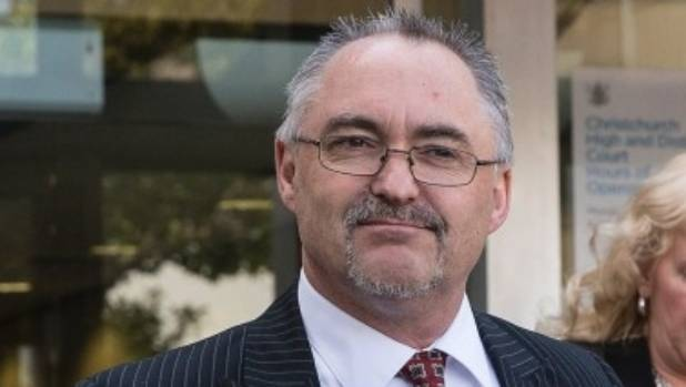John Stringer has confirmed he is considering standing for the Rangitata electorate.