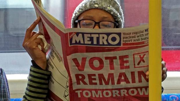 The Brexit vote is over and politicians will be reading the entrails for what comes next.