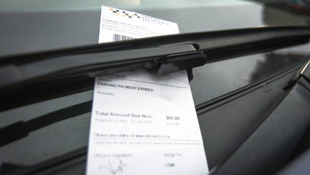 Penalty parking tickets poor form, AA says